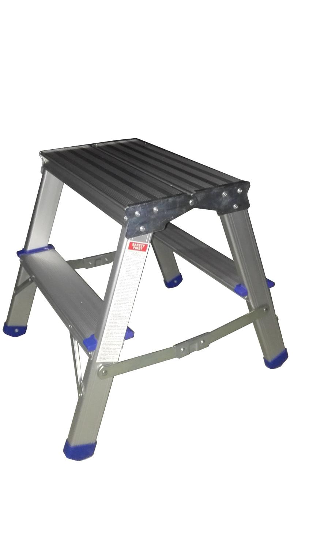Folding Aluminium Steps
