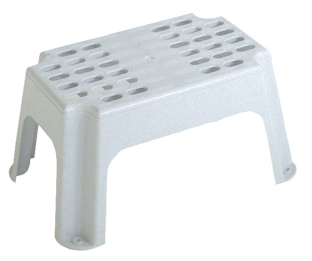 Plastic Step Up Uk Manufactured Warehouse And Safety Steps
