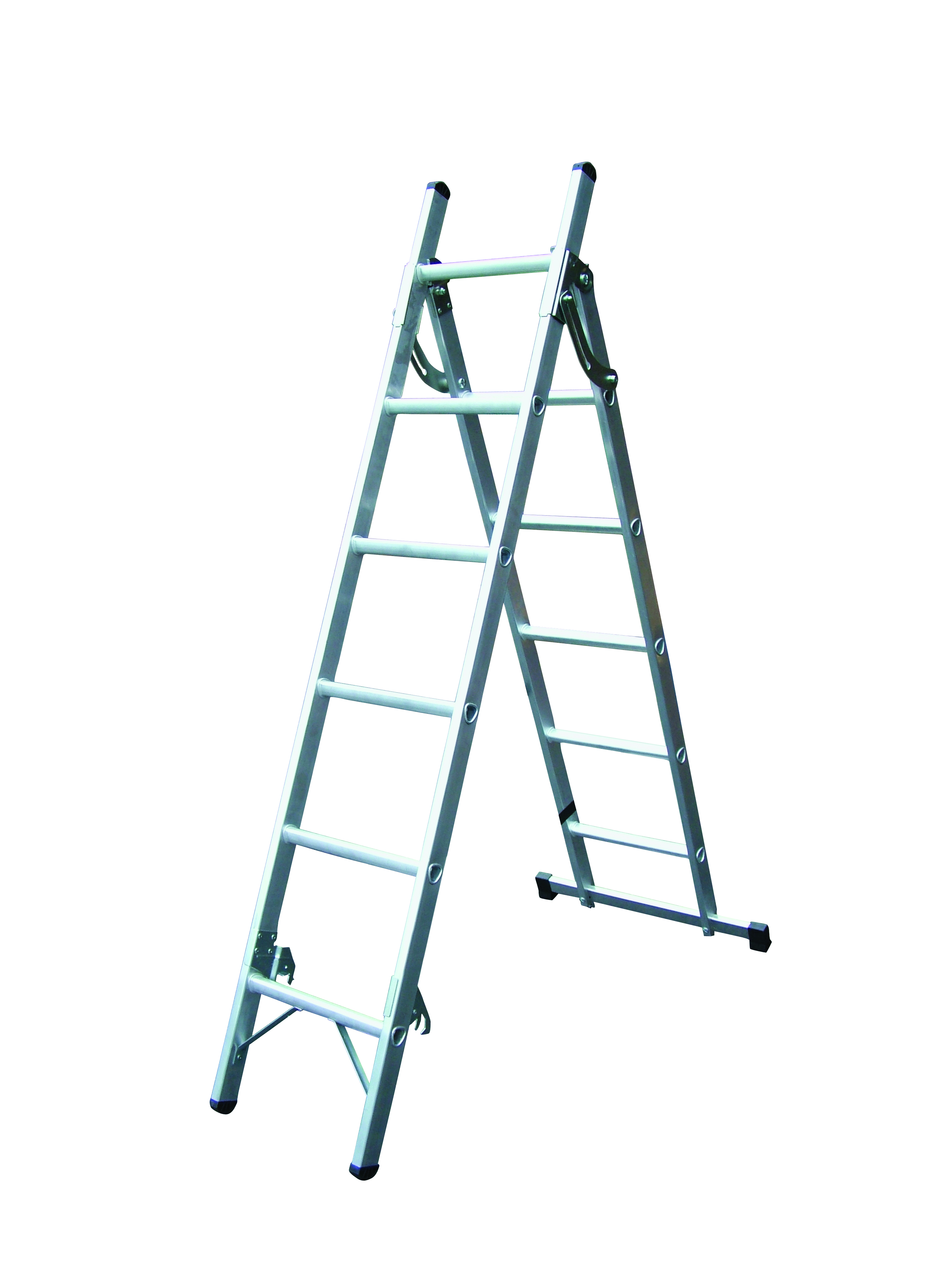 3 Way Combination Ladder Uk Manufactured Warehouse And