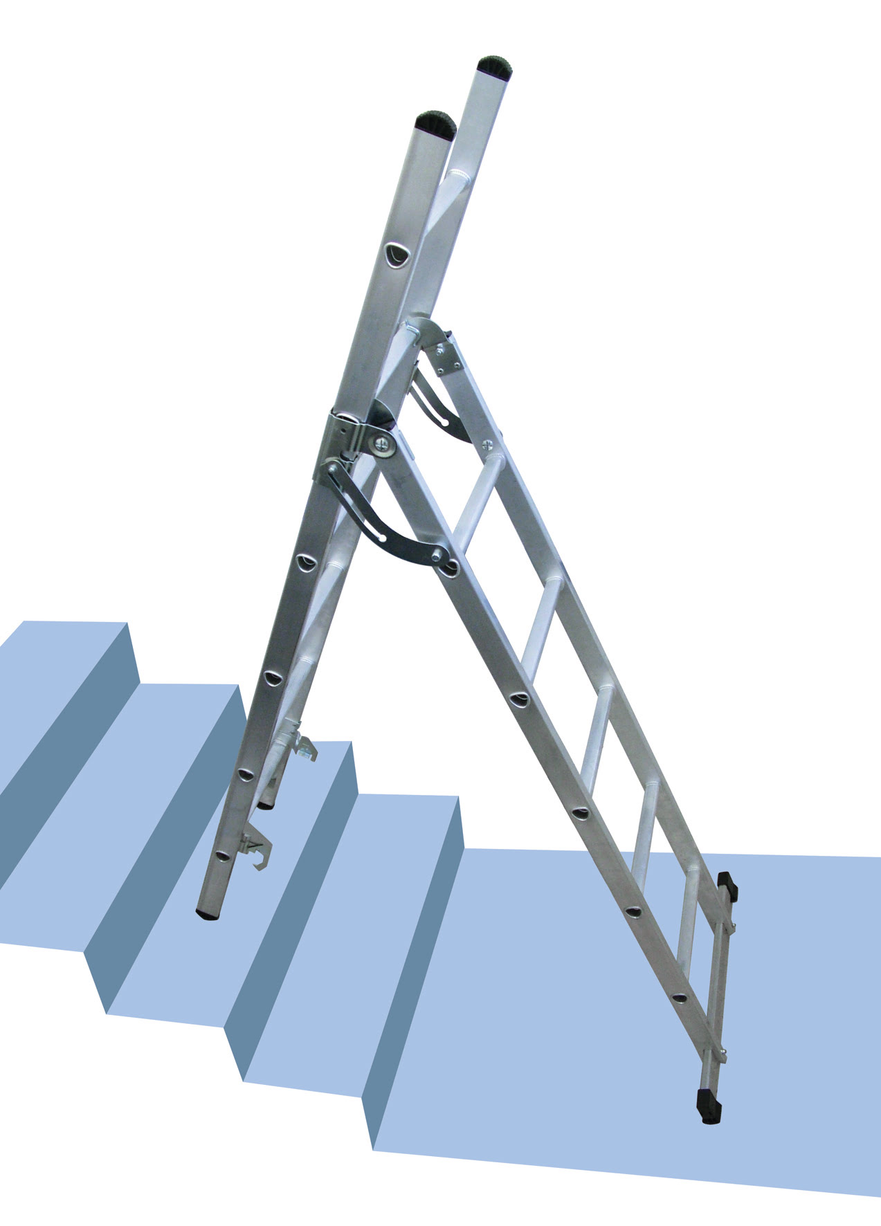 3 Way Combination Ladder UK Manufactured Warehouse and  : 3 way combination 2 from www.safetysteps.co.uk size 1273 x 1772 jpeg 1166kB