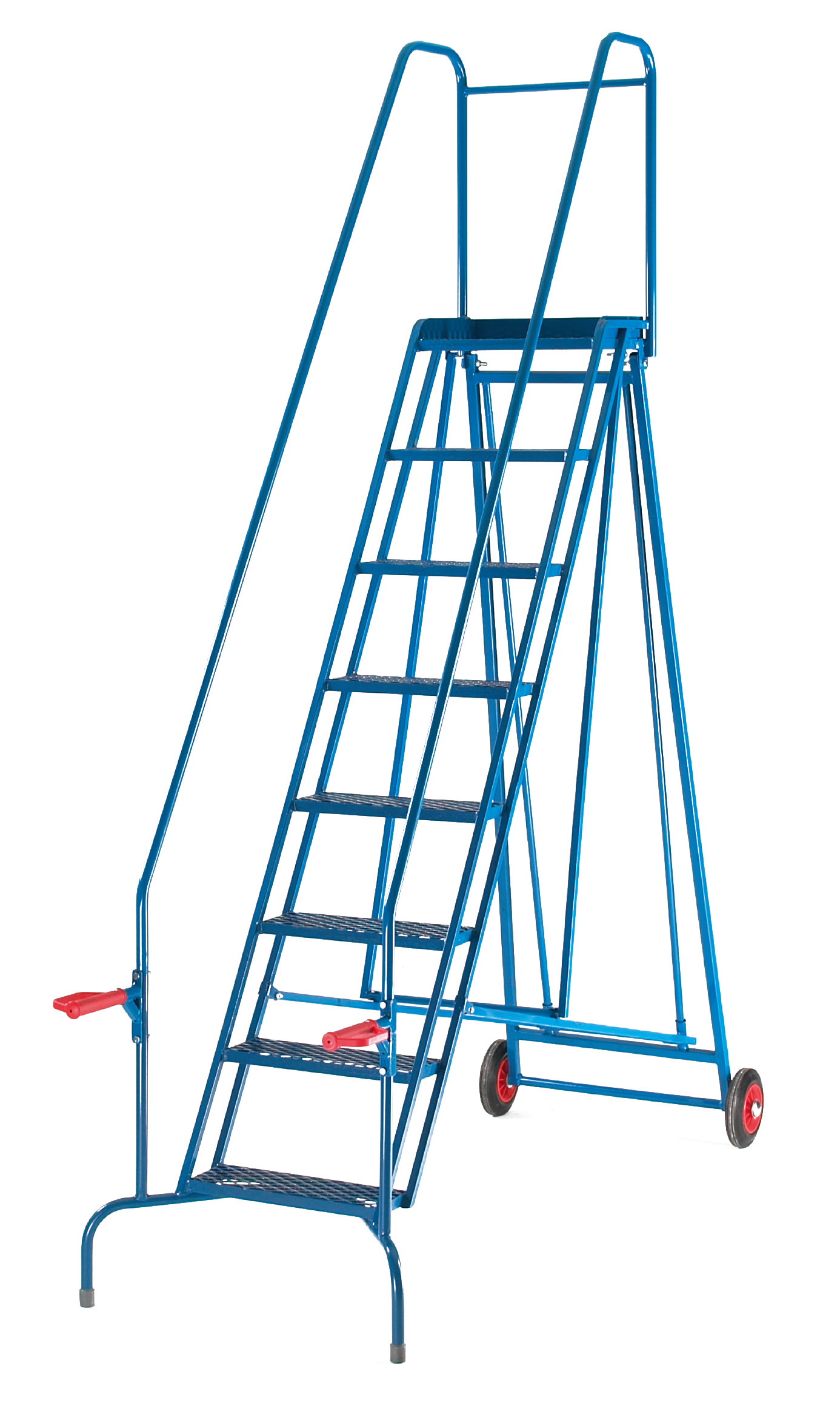 Quick Folding Steps Uk Manufactured Warehouse And Safety
