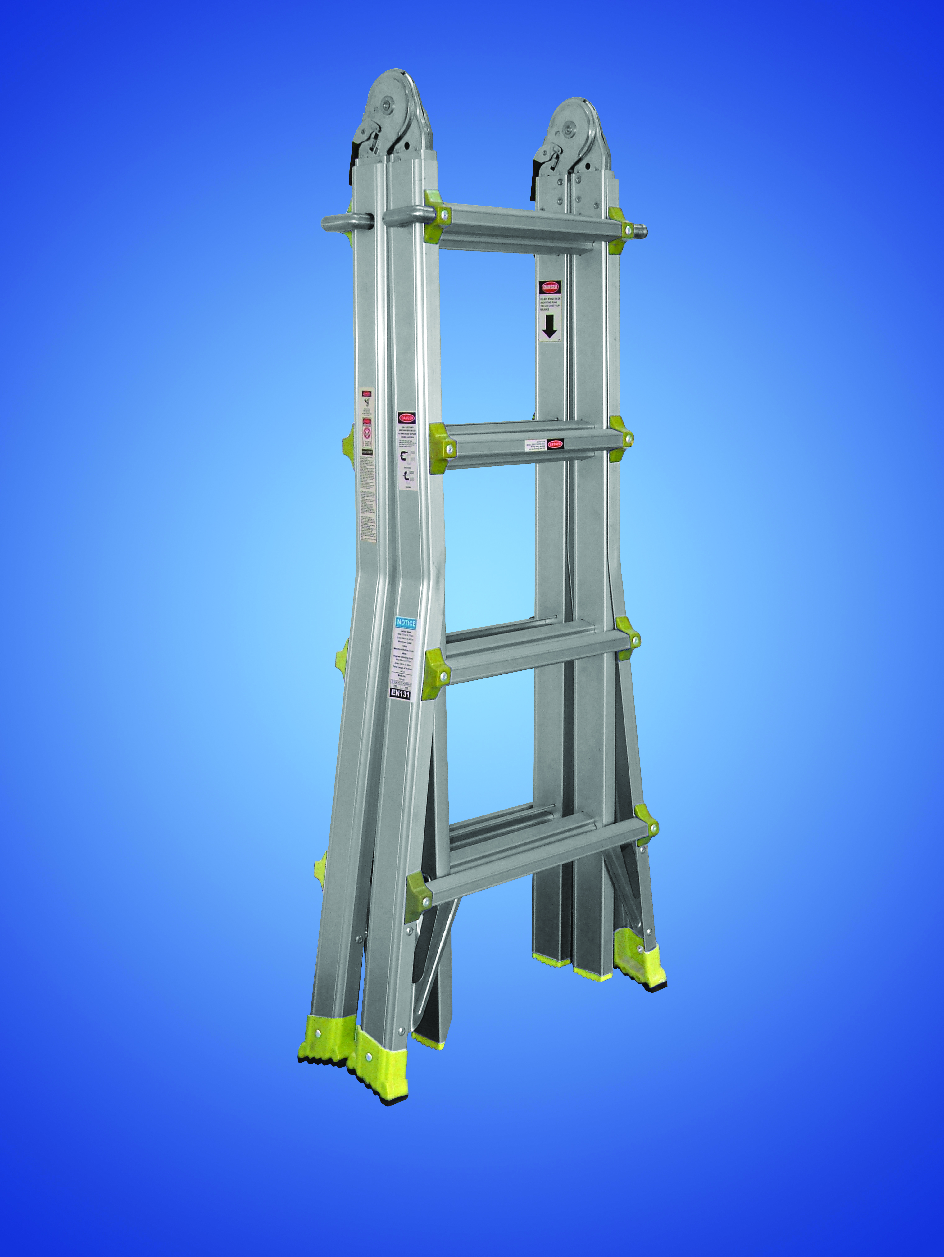 Telescopic Ladder System Uk Manufactured Warehouse And
