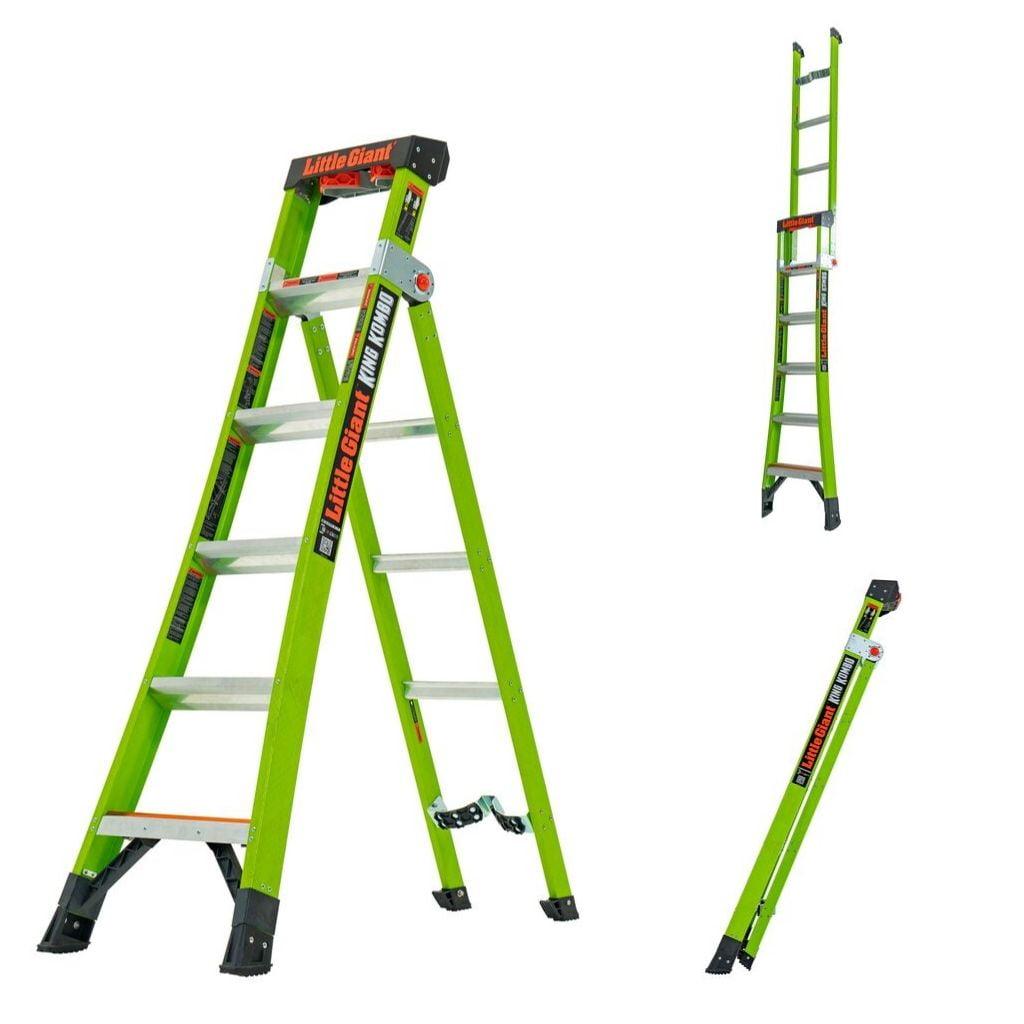 Little Giant King Combination Ladder