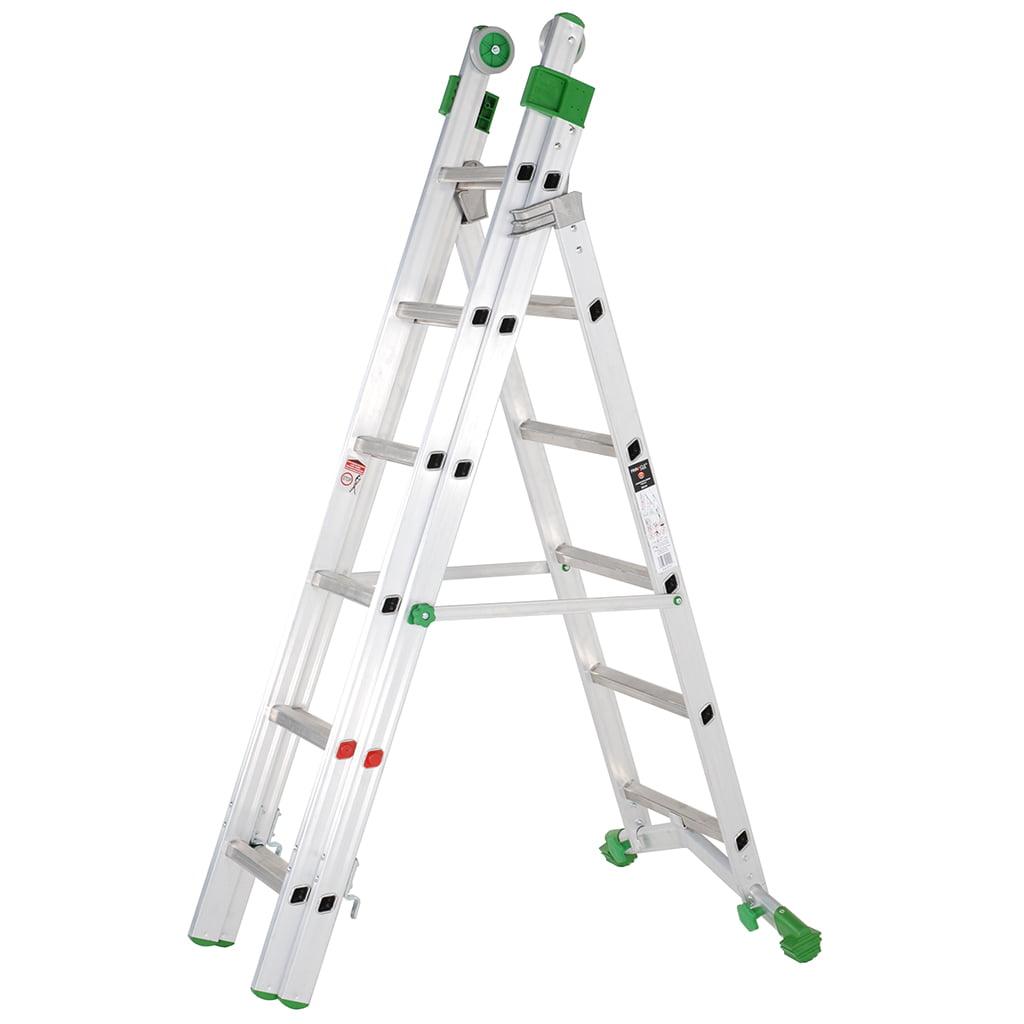 Heavy Duty Industrial Combi Ladder