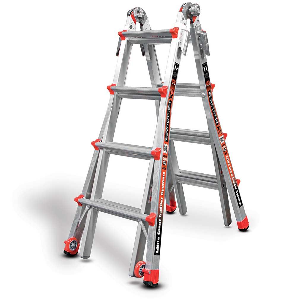Little Giant Revolutionary Ladder