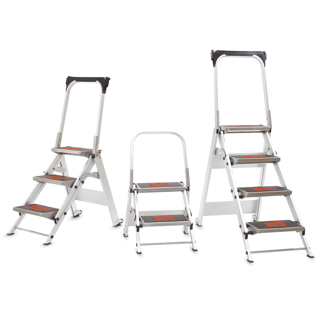 Little Giant Safety Steps