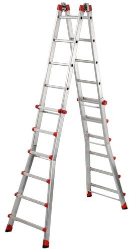 Hailo M80 Combi Ladder