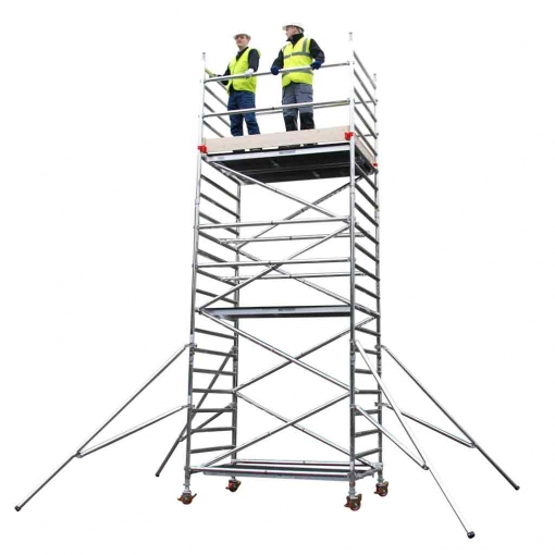 232 frame scaffold tower