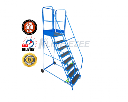 Extra Wide Safety Steps